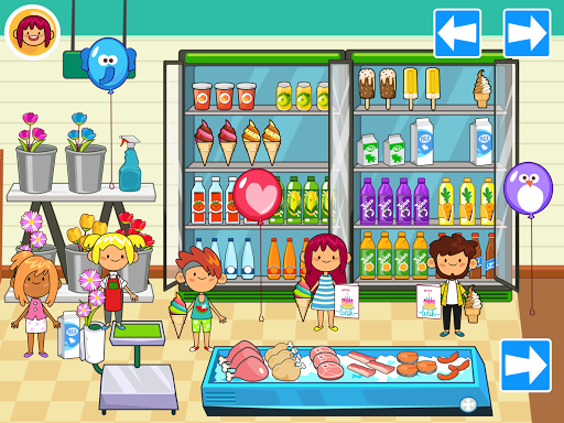My Pretend Grocery Store - Supermarket Learning  screenshots 8