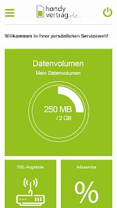 handyvertrag.de Servicewelt 2.3