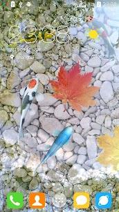 Water Garden Live Wallpaper MOD APK 4