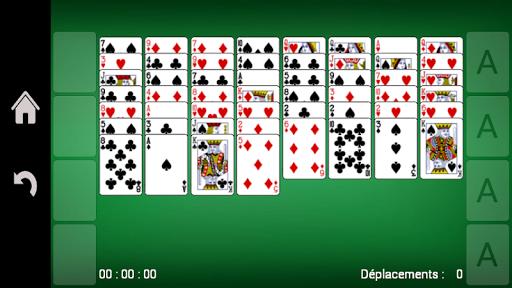 FreeCell Solitaire 1.20 Screenshots 2