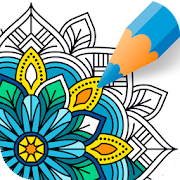 Atmosphere: Mandala Coloring Book for Adults