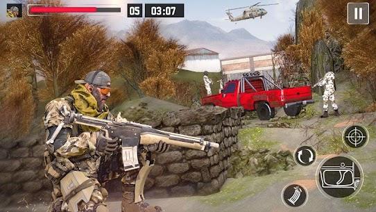 FPS Task Force Mod Apk: New Shooting Games (Dumb Enemy) 9