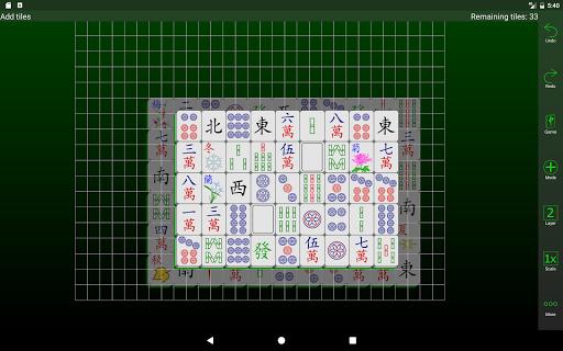 Mahjongg Builder 3.1.0 screenshots 12