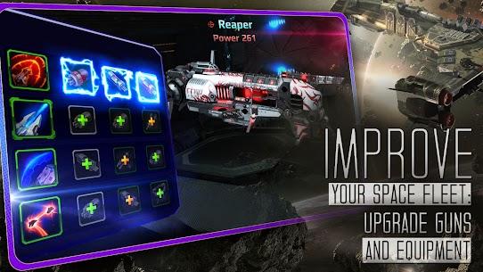 Star Conflict Heroes 3D APK MOD (Dinero Ilimitado) 3