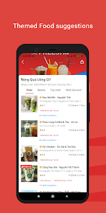 Now - Food Delivery 4.46.7 Screenshots 2