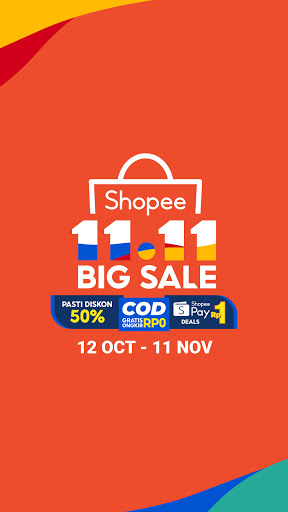 Shopee 11.11 Big Sale 2.62.10 screenshots 2