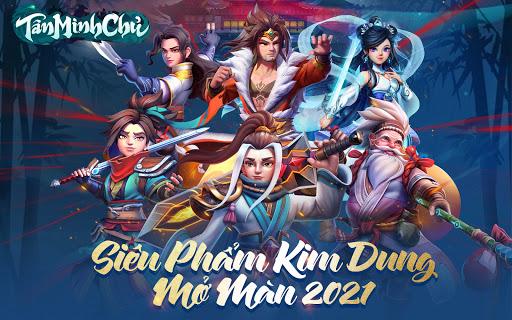 Tu00e2n Minh Chu1ee7 - SohaGame 2.0.8 screenshots 1