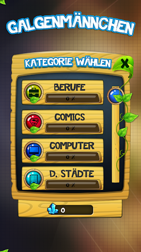 Galgenmännchen 2 screenshots 2