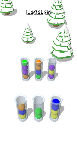 Color Sort 3D: Fun Sorting Puzzle - Ball Stack 0.3.3 screenshots 6