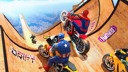 Mega Ramp Bike GT Racing 3D: Bike Stunt Games 2021 apktram screenshots 5