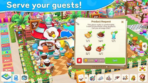 My Little Paradise : Resort Management Game 2.2.1 screenshots 13