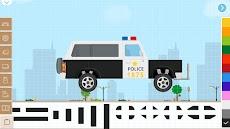 Labo 子供のためのレンガのCar2ビルドゲーム-パトカー消防車トラックの作成とレースゲームのおすすめ画像3