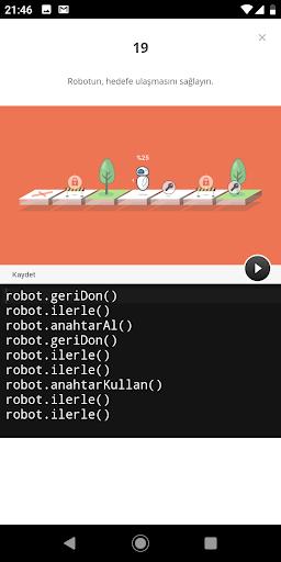 Kodlama: Çocuklar için Programlama Eğitimi, Oyunu 1.7.0 screenshots 3