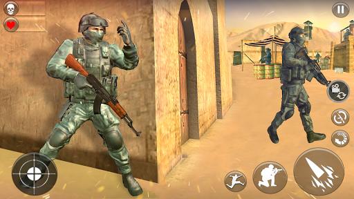 FPS Commando Secret Mission 3D: Shooting Adventure 1.0.6 screenshots 2