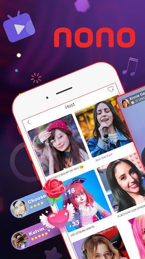Nonolive - Live Streaming & Video Chat 7.9.5 screenshots 1