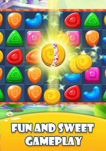 Cookie Jelly Match 1.6.72 screenshots 1