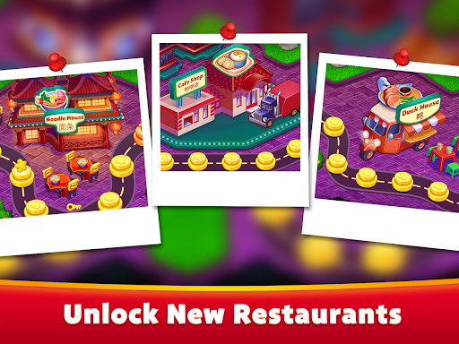 Asian Cooking Star: New Restaurant & Cooking Games android2mod screenshots 16