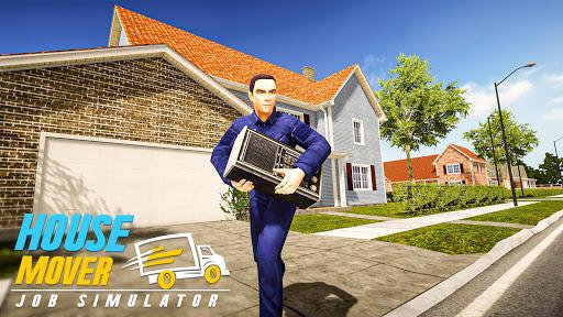 House Movers Job Simulator- Home Decor & Design screenshots 14