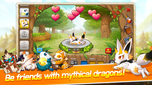 Dragon Village 2 - Dragon Collection RPG 4.9.4 screenshots 1
