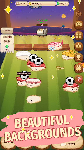 Tap Tap Sushi apkpoly screenshots 5