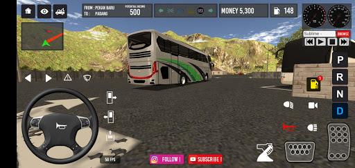 IDBS Simulator Bus Lintas Sumatera  screenshots 3