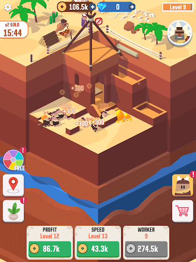 Idle Digging Tycoon 1.4.2 screenshots 7