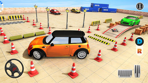 Modern Car Drive Parking Free Games - Car Games 3.87 Screenshots 15