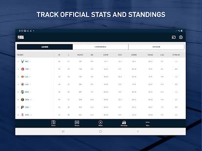 NBA: Live Games & Scores 11.0720 APK screenshots 11
