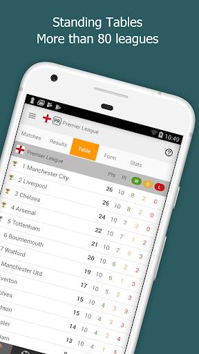 Bet Data - VIP Betting Tips, Stats, Live Scores 4.1.1 Screenshots 5