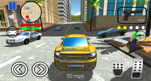 Real Gang Crime: Gangster City 2.4 screenshots 10