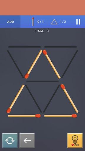 Matchstick Puzzle King  screenshots 20