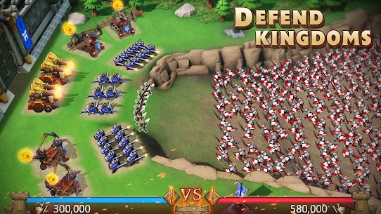 Lords Mobile: Kingdom Wars (FULL) 2.44 Apk + Data 4