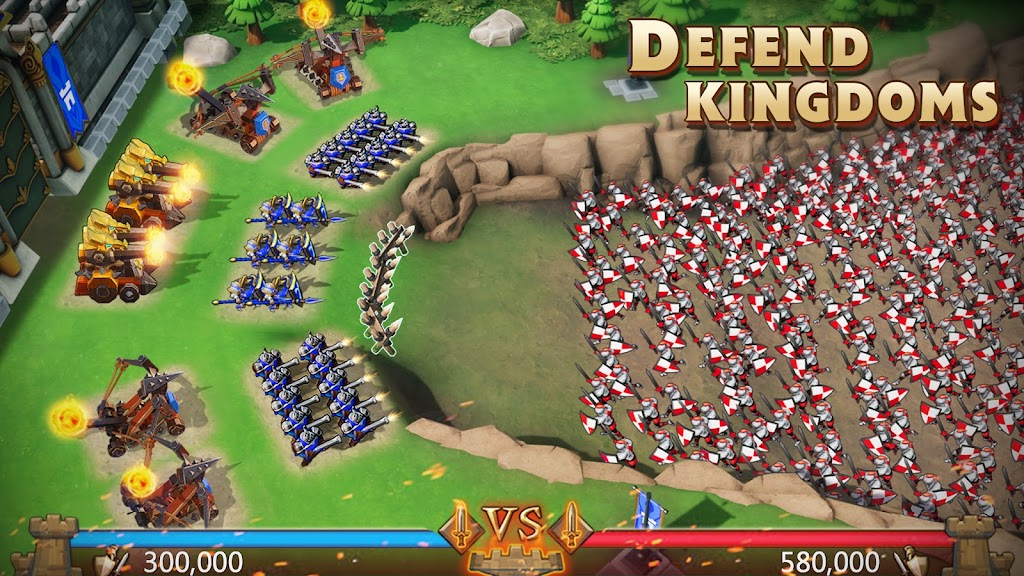 Lords Mobile:Tower Defense  poster 3