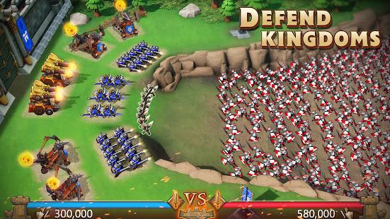 Lords Mobile: Kingdom Wars Mod Apk