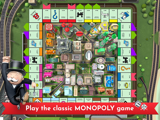 Monopoly - Board game classic about real-estate!  screenshots 10