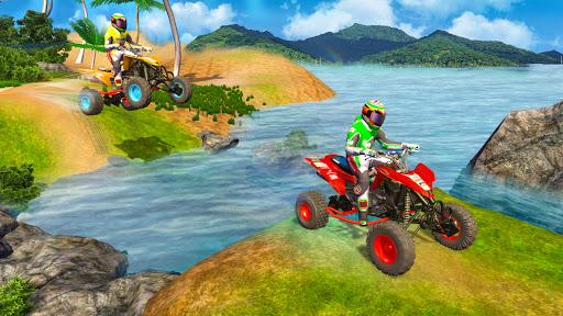 ATV Quad Bike Off-road Game :Quad Bike Simulator apktram screenshots 9