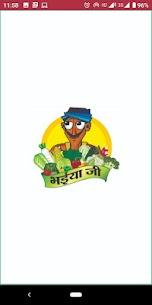BHAIYAJEE- Vegetables/Fruit/Grocery shopping app 1.0 Mod + Data Download 1