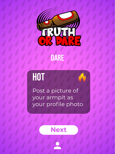 DrinksApp: games to play in predrinks and parties!  Screenshots 13