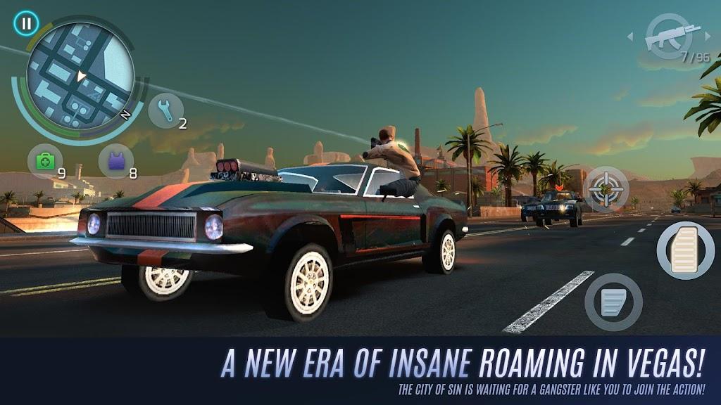 Gangstar Vegas: World of Crime  poster 1