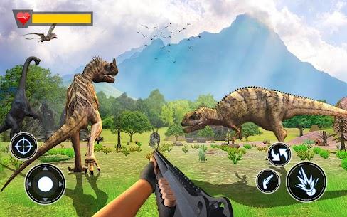 Dinosaur Hunting 3D Free Sniper Safari Adventure Hack Game Android & iOS 1