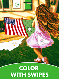 Oil Painting Color by Number – April Coloring Mod Apk 2.77.0 7