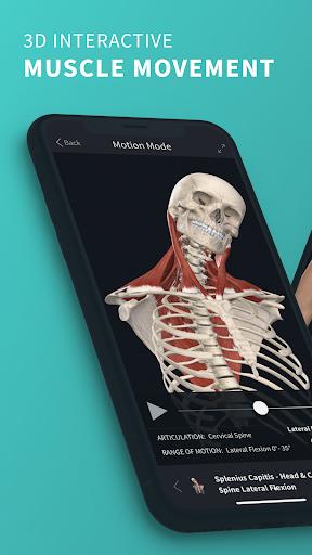 Complete Anatomy u201821 - 3D Human Body Atlas 6.4.0 Screenshots 1