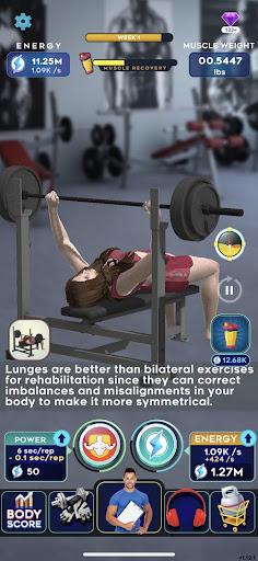 Idle Workout ! modavailable screenshots 5
