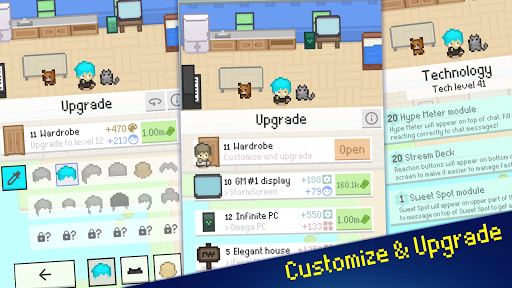 Streamer Sim Tycoon  screenshots 8