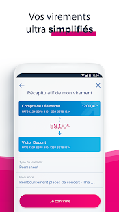 Boursorama Banque Screenshot