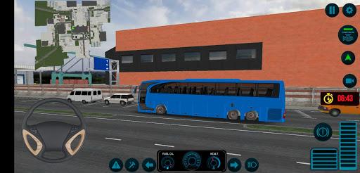 Bus Simulation Game  screenshots 20