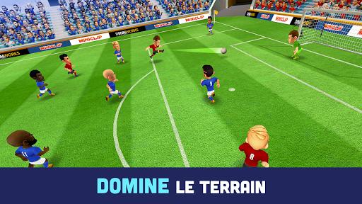 Mini Football APK MOD – Pièces Illimitées (Astuce) screenshots hack proof 2