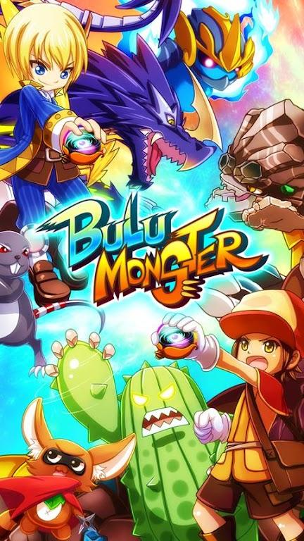Bulu Monster  poster 3