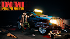 Road Raid: パズルサバイバルゾンビアドベンチャーのおすすめ画像1
