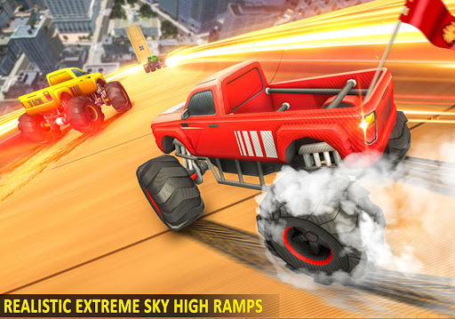 Ramp Monster Truck Stunts:New Racing Games 2.1 screenshots 13